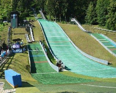 Prvi vikend – 43. mednarodni teden skokov v Kranju