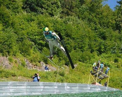 Drugi vikend – 43. Mednarodni teden skokov v Kranju