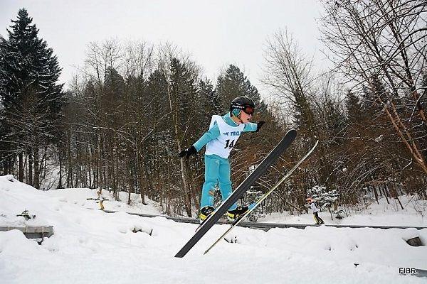 trening smučarski skoki 2