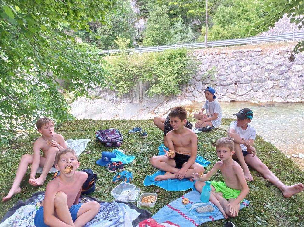Počitnice z SK Triglav, julij 2021